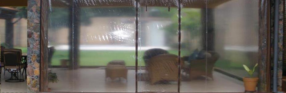 Cortinas pl sticas bella vista for Cortinas plastico para exteriores